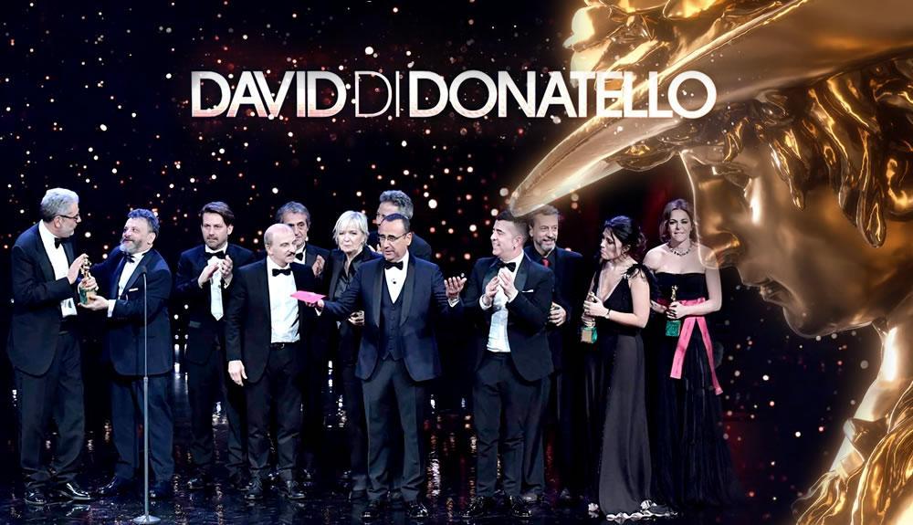 cinema italiano david di donatello 2018