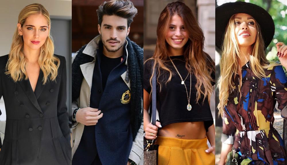 influencer fashion blogger famosi italia