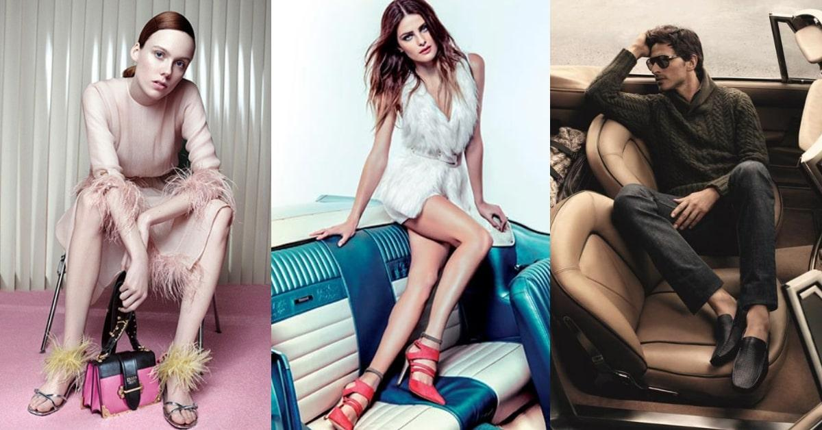diventare modelle modelli per calzature