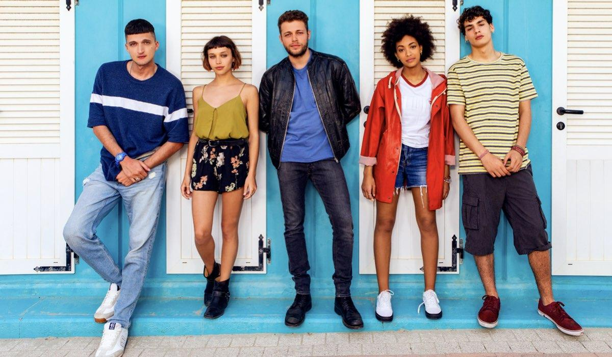 summertime netflix giovani attori emergenti
