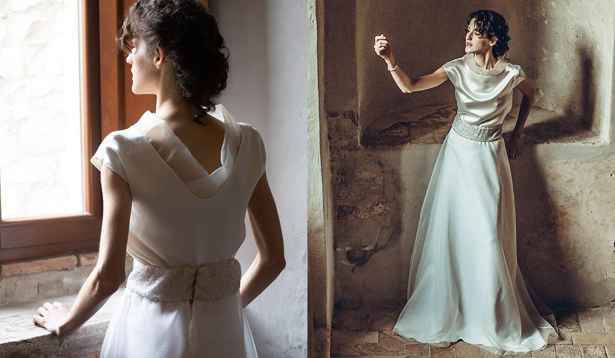 lavorare come modella abiti sposa irene