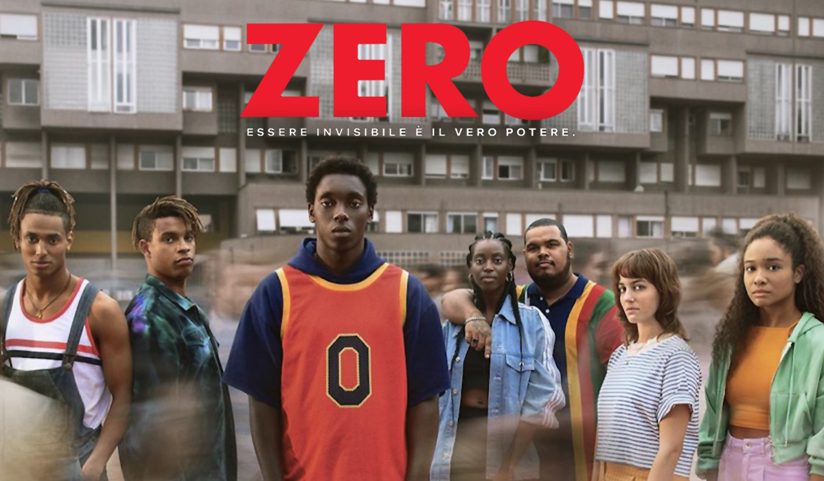 Zero serie Netflix giovani attori esordienti